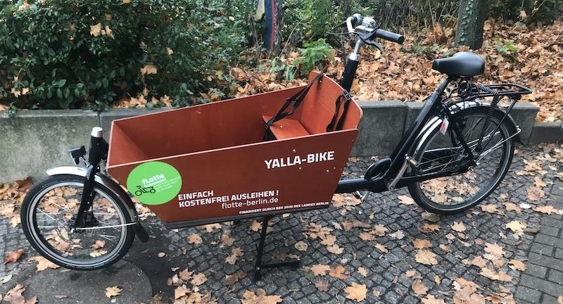 Yalla-Bike